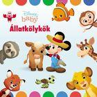 Disney Baby: Pui de animale - carte pentru copii în lb. maghiară