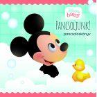 Disney Baby - Pancsoljunk! pancsolóskönyv