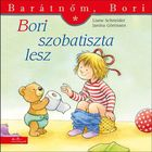Bori învață la oliță - Prietena mea, Bori, carte pentru copii în lb. maghiară