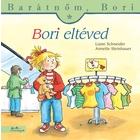 Bori s-a pierdut - Prietena mea, Bori, carte pentru copii în lb. maghiară