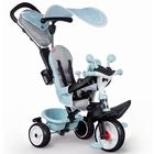Smoby: Baby Driver Plus tricikli - kék