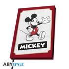 Disney: Mickey egér jegyzetfüzet, A5