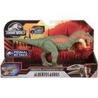 Jurassic World: Primal Attack - Figurina dinozaur Albertosaurus