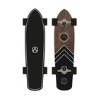 Spartan: Cruiser Longboard skateboard - 80 cm