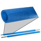 Spartan: Spumă de protecție pentru stâlp trambulină - 90 cm