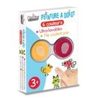 Crealign: 6 színű ujjfesték készlet