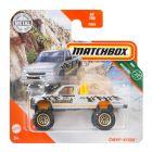 Matchbox: Chevy K1500 Pickup kisautó - szürke