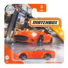 Matchbox: Mazda MX-5 Miata kisautó - narancssárga
