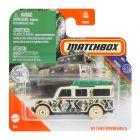 Matchbox: 65 Land Rover Gen II kisautó