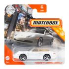 Matchbox - Porsche 911 Carrera Cabriolet kisautó - fehér