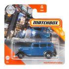 Matchbox: 1933 Plymouth Sedan kisautó - kék