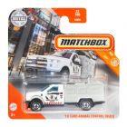 Matchbox: 10 Ford Animal Control Truck kisautó