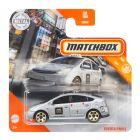 Matchbox: Toyota Prius kisautó - ezüst