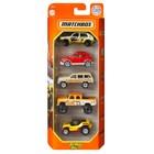 Matchbox: Set de 5 mașinuțe - OffRoad Rally