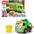 Dickie: Happy Garbage mașină de gunoi cu lumină și sunet