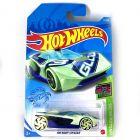Hot Wheels Glow Racers: HW Warp Speeder kisautó