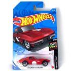 Hot Wheels Race Day: 64 Corvette Sting Ray kisautó