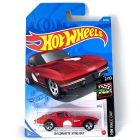 Hot Wheels Race Day: Mașinuță 64 Corvette Sting Ray