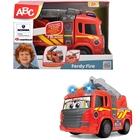 Dickie: Happy tűzoltóautó fénnyel és hanggal