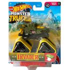 Hot Wheels Monster Trucks: Invader tank kisautó