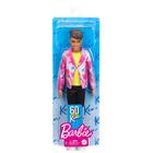Barbie: Ken 60. évfordulós baba virág mintás zakóban