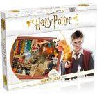 Harry Potter: Hogwarts - puzzle cu 1000 piese