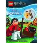 LEGO Harry Potter: Te așteaptă jocul Quidditch! - cadou mini-figurină Cedric Diggory, educativ în lb. maghiară