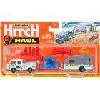 Matchbox: Hitch and Haul - Set vehicule MBX Wave Rider - două feluri