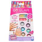 Cool Maker: Go Glam - Set de manichiură cu sclipici