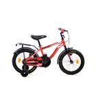 Pilot: Trojenlost Gyermek kerékpár - 14-es méret, piros