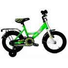 Pilot: Origami Gyermek kerékpár - 12-es méret, zöld
