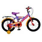 Pilot: Lazoni Gyermek kerékpár - 16-os méret, rózsaszín-lila