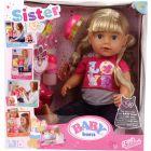 Baby Born: Tesó játékbaba - 43 cm