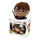 Harry Potter: 3D puzzle 300 darabos - plüss játékkal