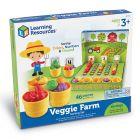 Veggie Farm zöldséges szortírozó készlet