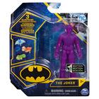 DC Batman: Figurină acțiune Joker cu accesorii - mov