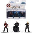 Harry Potter: Nano figurine din metal - 3 piese