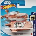 Hot Wheels Screen Time: Star Wars X-34 Landspeeder kisautó