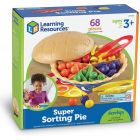Super Sorting Pie - pite szortírozó