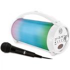 Boxă bluetooth cu lumini și microfon