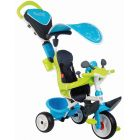 Smoby: Baby Driver Comfort tricikli - kék