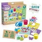 Canal Toys: Super Green - set de pictură