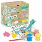 Canal Toys: Super Green - set creativ 3-în-1