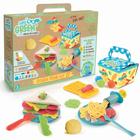 Canal Toys: Super Green - set de plastilină Picnic