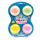 Csillámos Playfoam gyurma 4 darabos szett