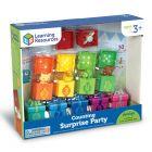 Counting Surprize Party számolós ajándékcsomagok