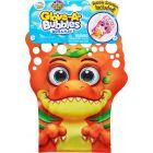 Bubble Wow: mânușă pentru baloane de săpun cu model animale - diferite