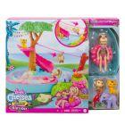 Barbie: Az elveszett szülinap - Dzsungelkaland - CSOMAGOLÁSSÉRÜLT