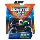 Monster Jam: Mașinuță BKT Growing Together cu brățară silicon