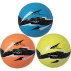 Minge de fotbal din piele ecologică 22 cm - diferite culori